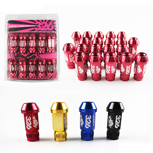 326 power wheel lug nuts