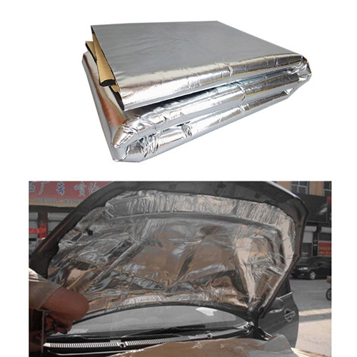 car engine hood insulation