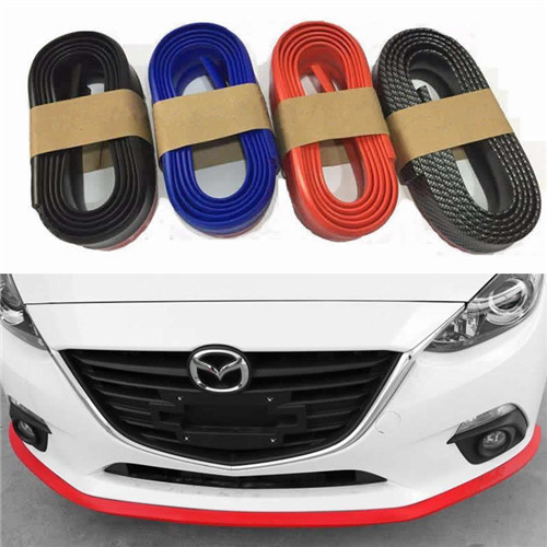 Car Front Lip Bumpers Decorate